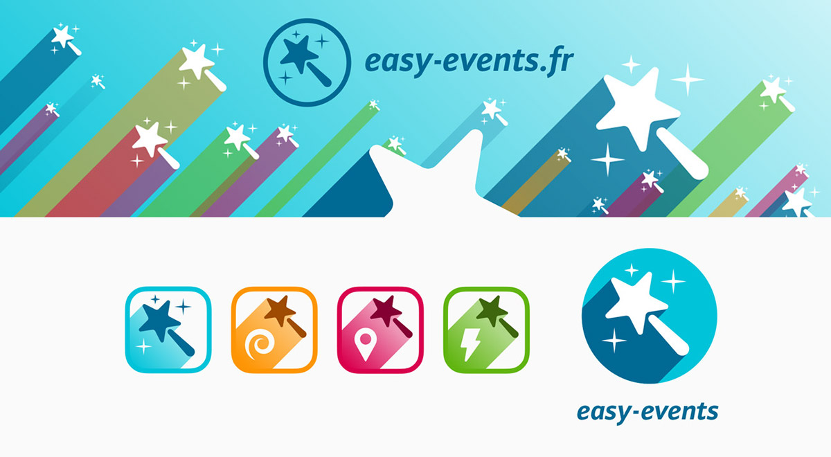 Easy Events Brand