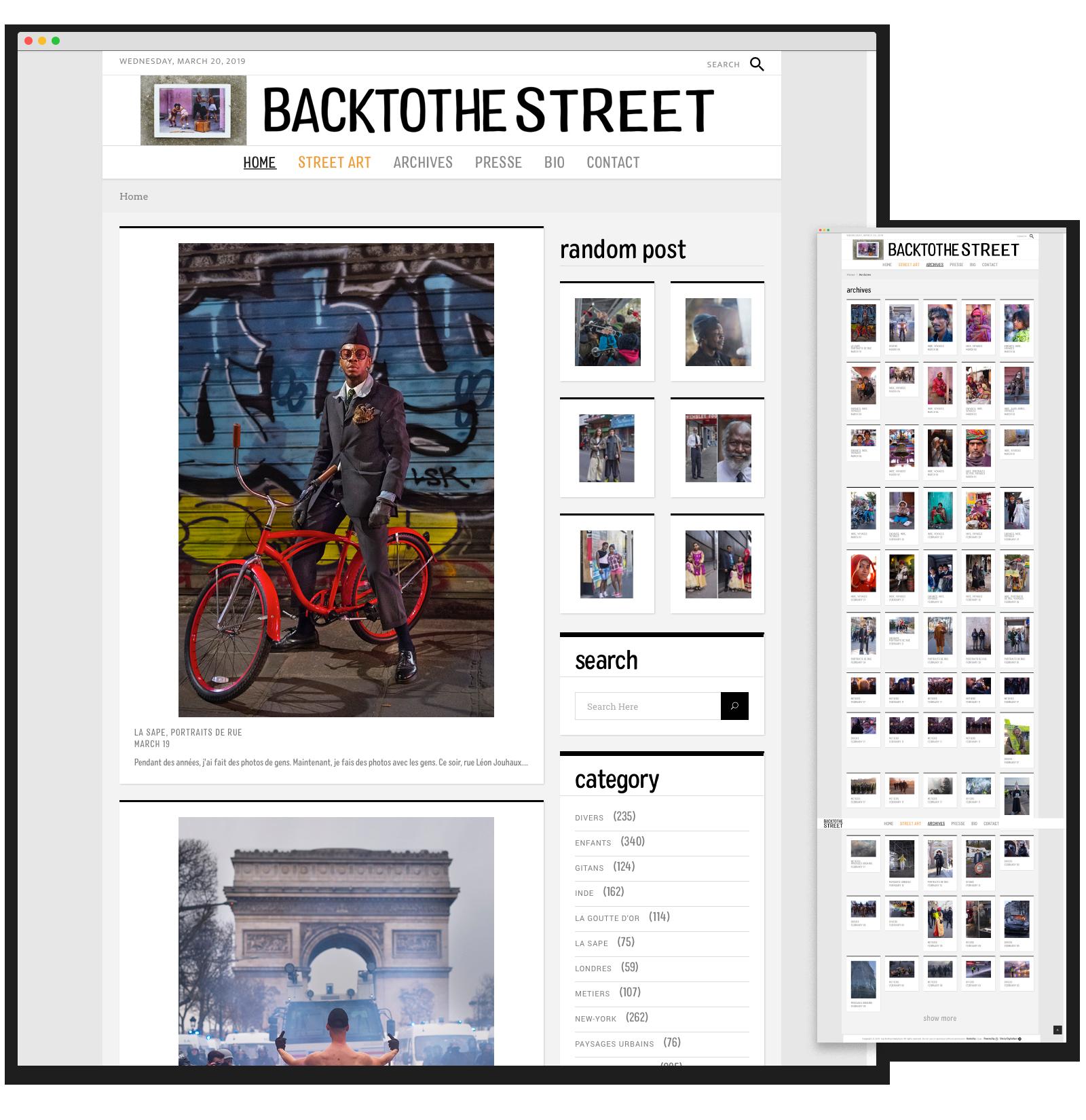 BacktoTheStreet