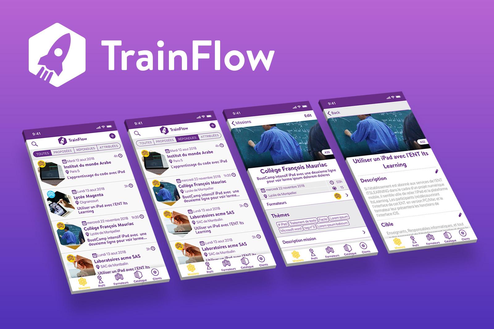 TrainFlowB