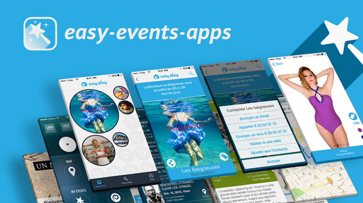 Easy Events Apps