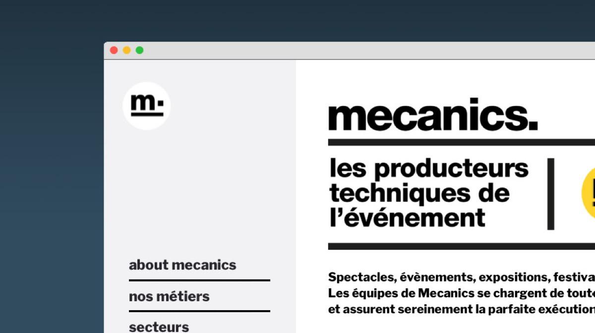 mecanics.fr