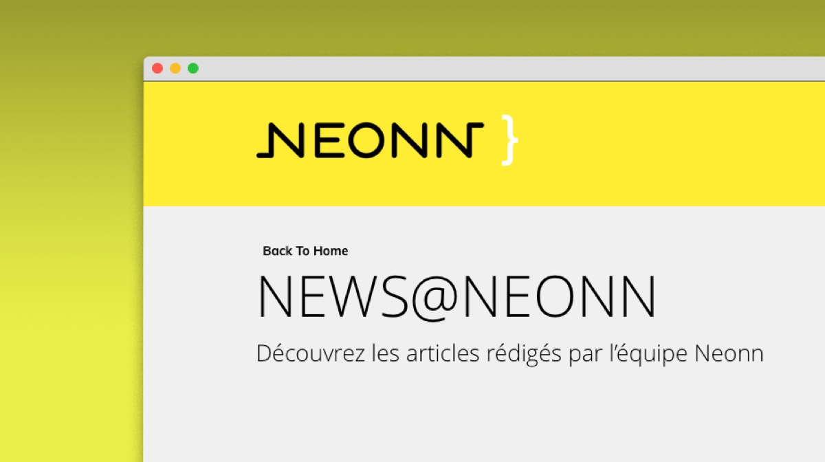 Neonn news and events